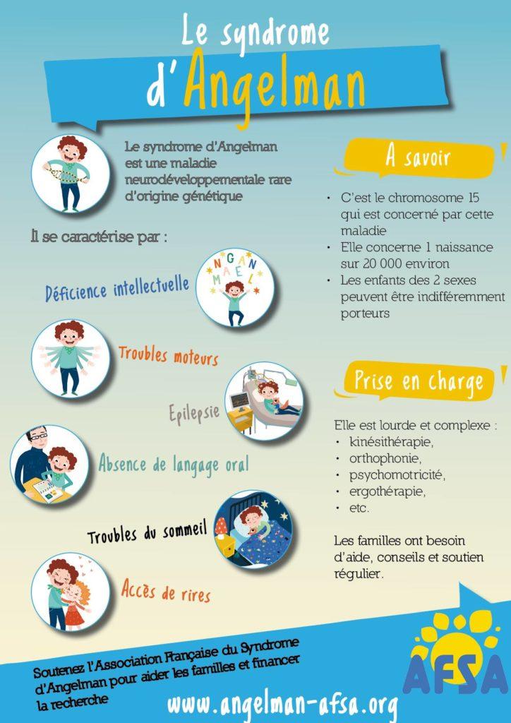 Informations sur le syndrome d'Angelman